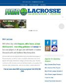 Home+Grown+Lacrosse+LLC Website