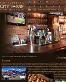 The+City+Tavern Website