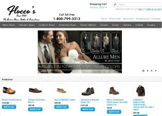 Flocco%27s+Discount+Shoes+Clothes+%26+Formal+Wear Website