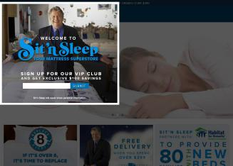 Sit+%27n+Sleep Website