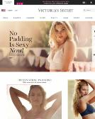 Victoria%27s+Secret Website