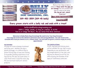 Belly Rubs Dog Grooming, Inc