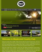Maplecrest Country Club In Kenosha Wi 9401 18th St