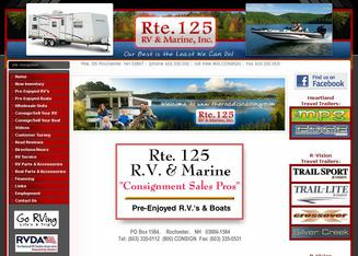 Route 125 RV & Marine Brokerage