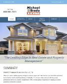 Michael+Brady+Realty Website
