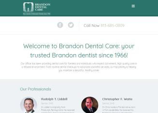 Find Brandon, FL Dentists who accept Medicaid, See Reviews and Book Online   Instantly. It's free! All appointment times are guaranteed by our dentists and