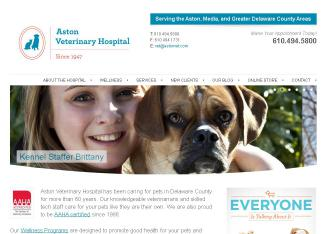 Aston Veterinary Hospital