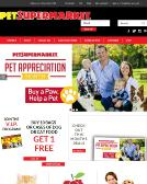 Pet+Supermarket Website