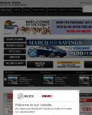 Hadwin-White-Pontiac-Buick-Gmc+Trucks-Subaru+Inc Website
