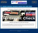 Auto+Finance Website