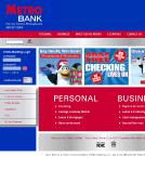 Metro+Bank Website