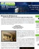 IES+Electrical Website