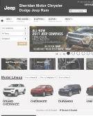 Sheridan+Motor+Inc Website