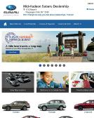 Mid+Hudson+Subaru Website