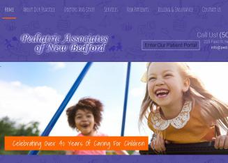 Pediatric+Associates+of+New+Bedford+Inc Website