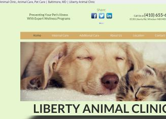 Liberty Animal Clinic