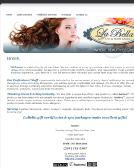 Labella+Day+Spa+%26+Hair+Salon Website