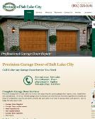 Precision+Door+Services Website