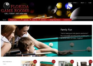 Florida Billiard Inc