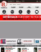 RadioShack Website
