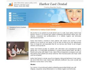 Harbor East Dental