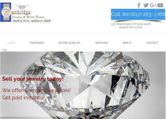 Cambridge Jewelry And Watch Buyers