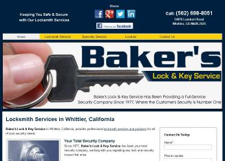 Baker%27s+Lock+%26+Key+Service Website