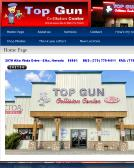 Top+Gun+Collision+Center Website
