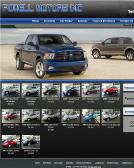 Powell+Motors Website