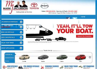 Mark+Jacobson+Toyota-Scion-Suzuki Website