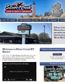 Silver+Creek+RV+Park Website