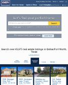 Coldwell+Banker Website