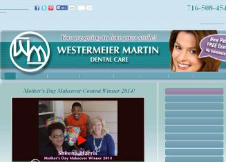 Westermeier+%26+Martin+Dental+Care Website