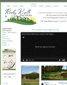 Rocky+Knolls+Golf+Course Website