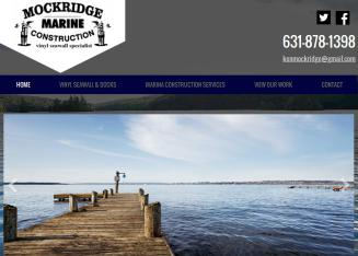 Mockridge+General+Contracting Website