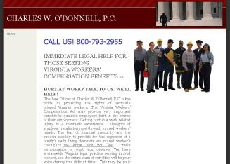 Virginia+Workers%27+Compensation+Law+Offices+of+Char Website