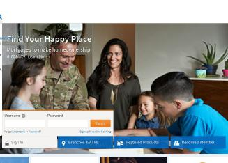 Navy+Federal+Credit+Union Website