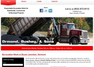 Bushey Ormond & Sons Inc