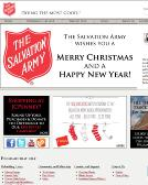 Salvation+Army Website