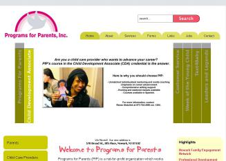 Programs For Parents