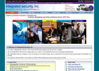 Integrated Security Inc