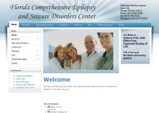 Florida Comprehensive Epilepsy & Seizure Disorder