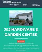 J+%26+J+Hardware Website