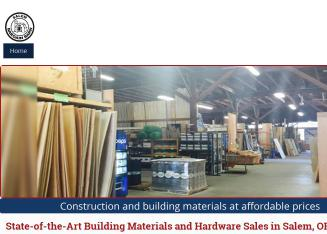 Bargain Barn Building Materials in Salem, OR | 4952 ...