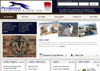 Pembroke Veterinary Clinic Inc
