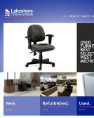 Lakeshore+Office+Furniture Website