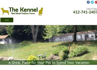 The+Kennel Website