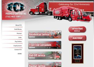 Freehold Cartage Inc