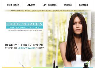 Lords N Ladies Salon & Day Spa