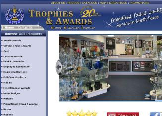 AAI+Trophies+%26+Awards Website